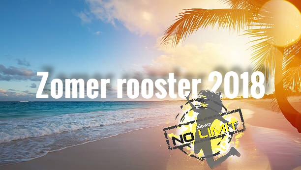 ZOMER ROOSTER 2018