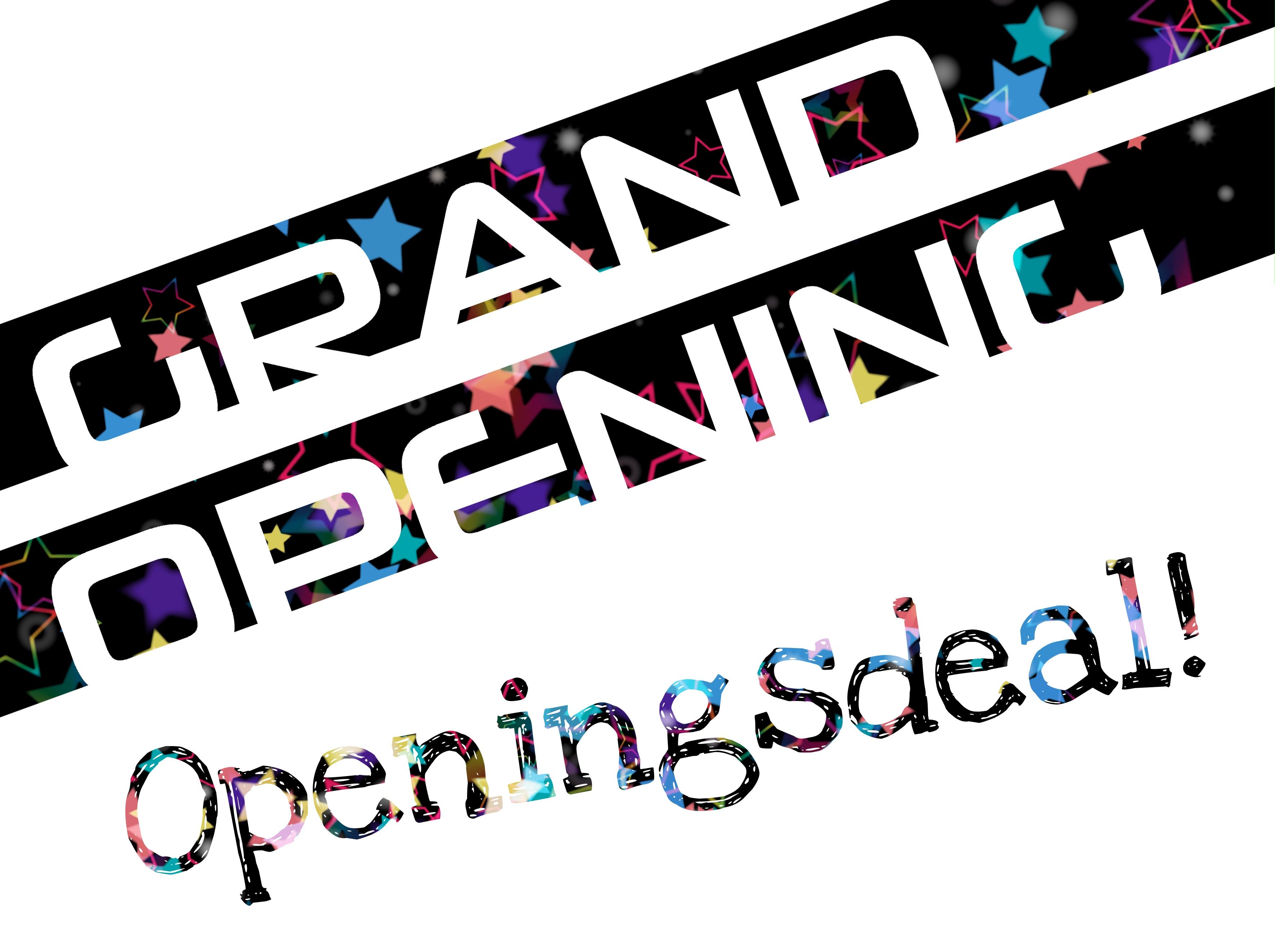OPENINGSDEAL! Lees verder!